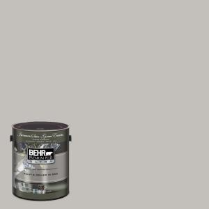 Behr- Natural Gray. After a dozen paint samples. This might finally be 'the one'.