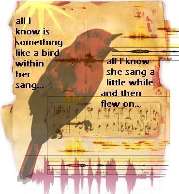 Bird song, Jerry Garcia