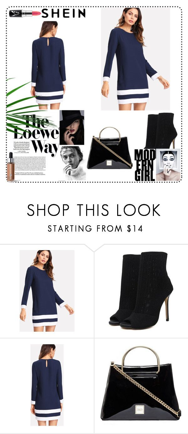 """""""shein contest"""" by kreka-1 ❤ liked on Polyvore featuring Loewe"""