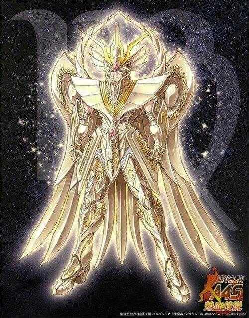 SOUL OF GOLD - VIRGEM