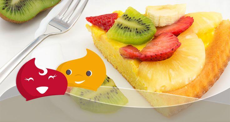 La #Crostata di frutta fresca per tutti i nati sotto il segno del cancro #oroscopo #oroscopodolce