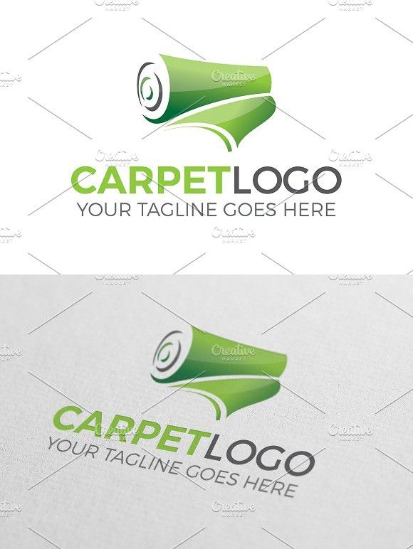 Carpet Flooring Logo Design Logo Design Carpet Flooring Design