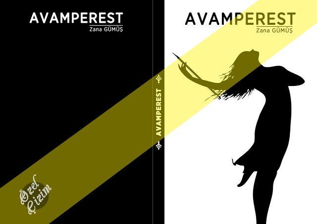 Kitap Kapağı Tasarımı | AVAMPEREST  #ozelcizim #resim #kitap #grafik #tasarim #kitap #hikaye #roman #cizim