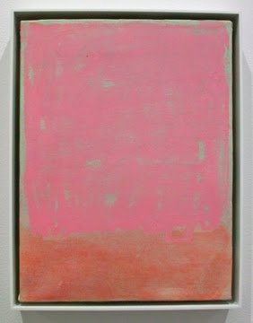 Another small Amy Sillman...