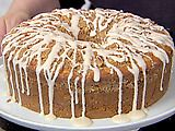 sour cream coffee cake -- AMAZING. Has a hint of saltiness. YUM.