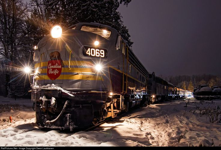 RailPictures.Net Photo: CP 4069 Canadian Pacific Railway EMD FP7 at Squamish, British Columbia, Canada by Owen Laukkanen