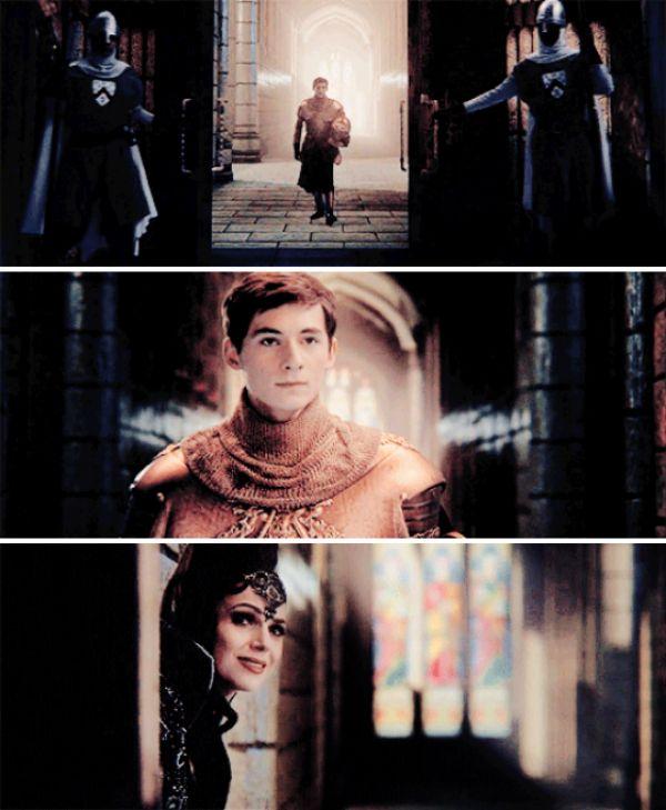 Henry and Regina - 6*10 ~ Wish You Were Here