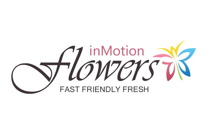 inMotion Flowers: Logo Project Details by inMotion Graphics