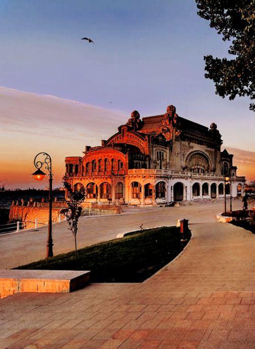 my-romania: Cazinoul din Constanţa | The Constanța Casino