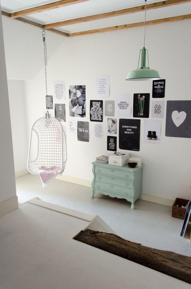 Meer dan 1000 ideeën over tienerkamer op pinterest   slaapkamers ...