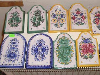 Slovakia Ceramics handcrafted Pottery Modra
