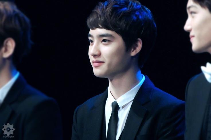 D.O - EXO-K 1st Award (cr dyohuyeol)