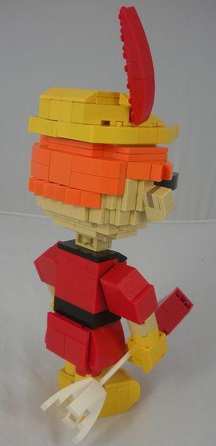 23 best Lego pokemon images on Pinterest | Lego pokemon, Lego and ...