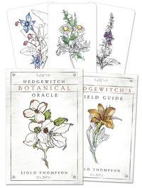 Llewellyn Worldwide - Hedgewitch Botanical Oracle: Product Summary