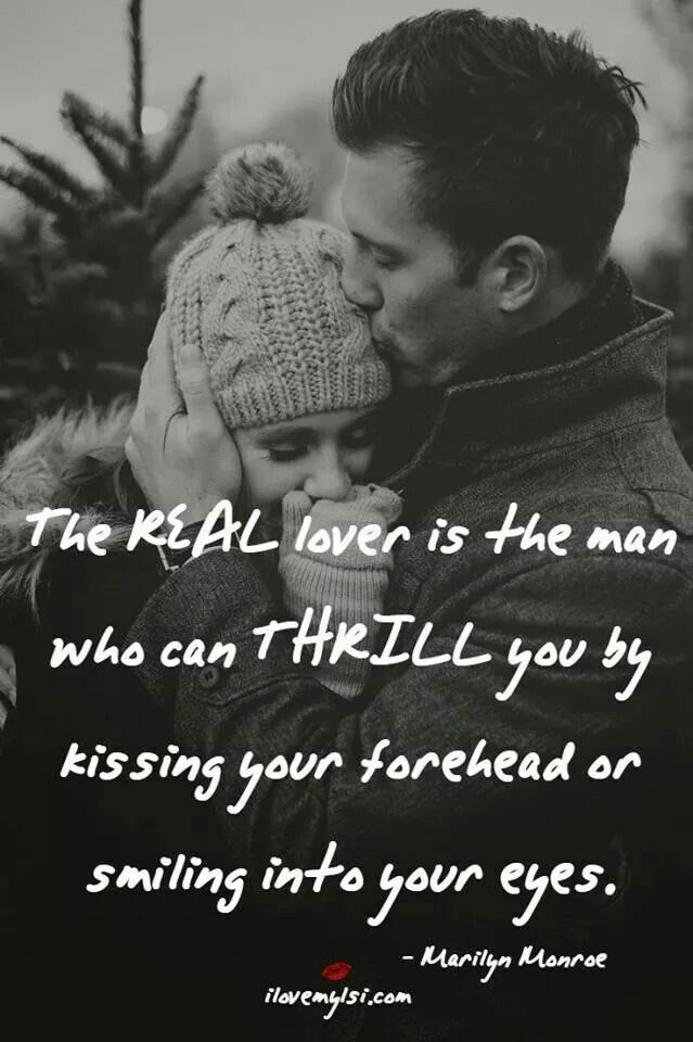 The Meaning Of A Forehead Kiss