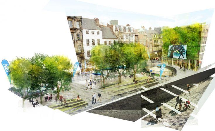 Reimagining Newcastle Public Realm - Reinvigorating the Bigg Market
