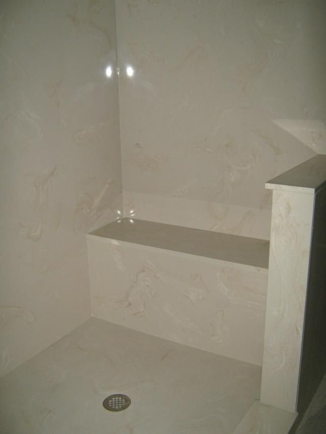 Cultured Marble Shower Wall Panels With Images Marble Shower