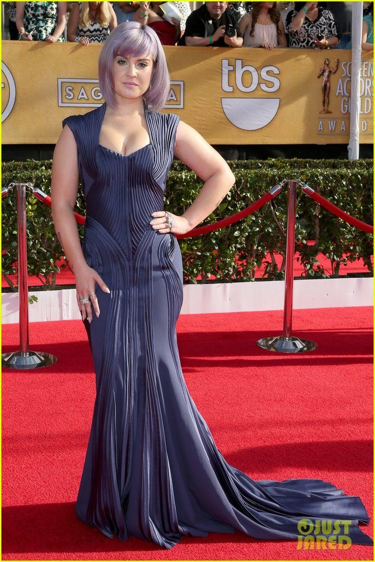 Kelly Osbourne & Giuliana Rancic - SAG Awards 2014 Red Carpet | kelly osbourne giuliana rancic sag awards 2014 red carpet 01 - Photo