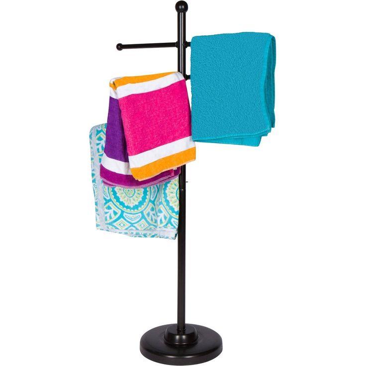 Pool Towel Sign With Hooks: Best 25+ Towel Rack Pool Ideas On Pinterest
