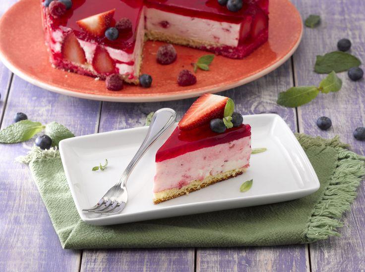 Torta de yoghurt