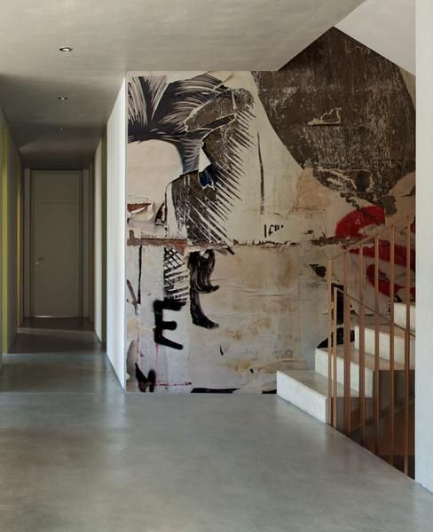 Check out these great wall murals that will give a new and trendy look to your space. Sometimes natural landscapes and beautiful forest lines don't really make