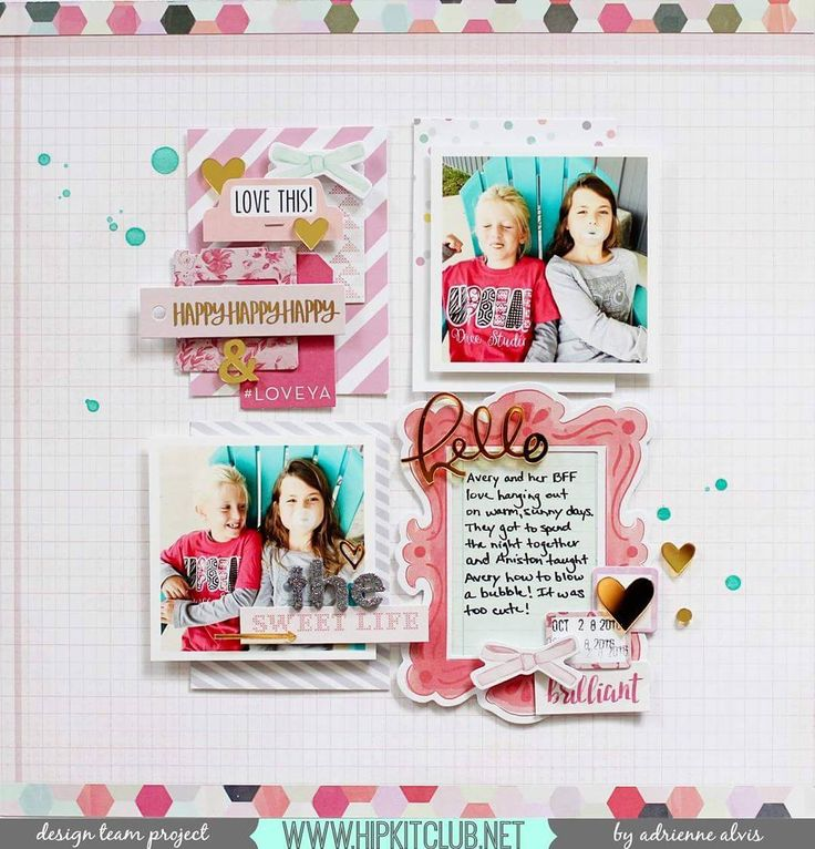 Grid designs are a quick and easy design to go to if you need to create a page quickly! Designer @adriennealvis used the #december2016 #hipkits and a grid design to create her gorgeous layout! @hipkitclub #hkcexclusives #exclusives #hipkitexclusives @pinkpaislee #takemeaway @mymindseyeinc #goldmirror #acrylicstickers #papercrafting #hipkitclub #griddesign #layers #kitclub #scrapbookingkitclub