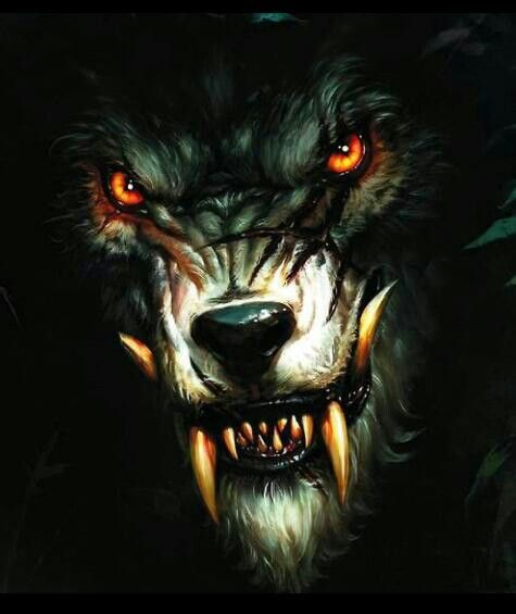 werewolf 'look at that detail'