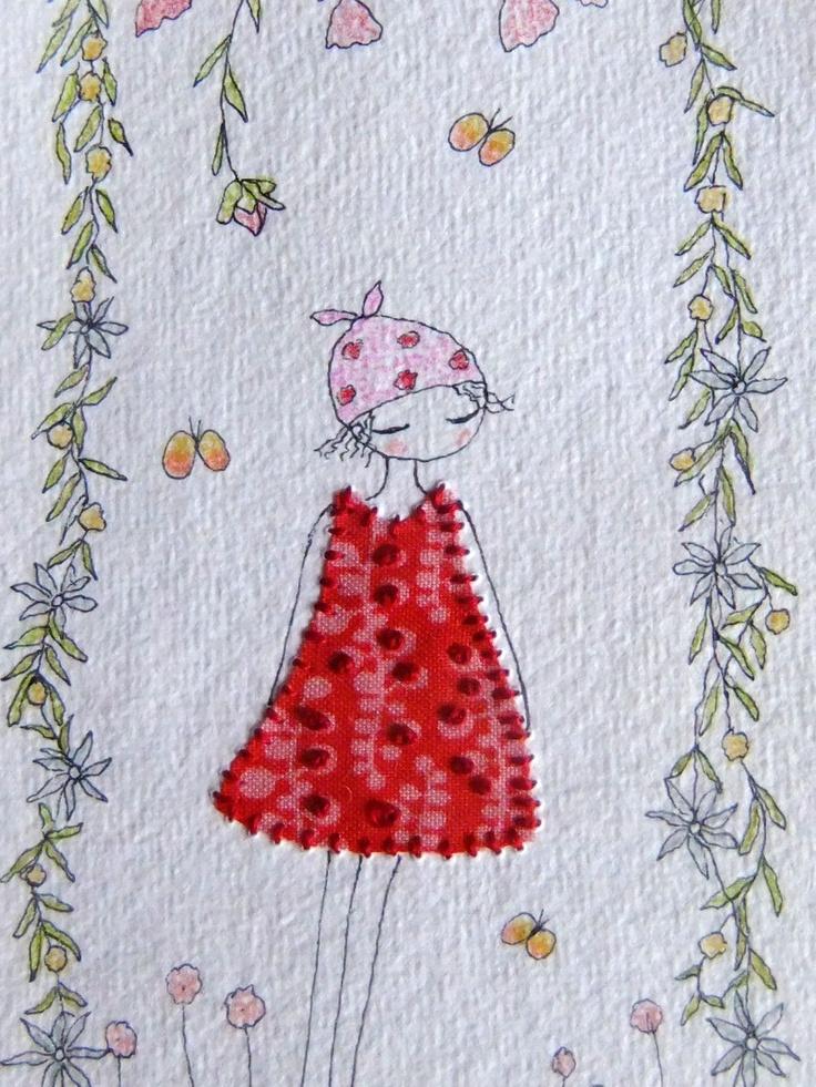 LiliPopo: embroidery