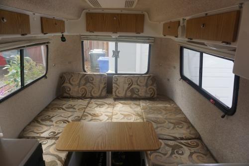 2011 Casita Liberty Deluxe | CONCORD CA | Fiberglass RV's For Sale
