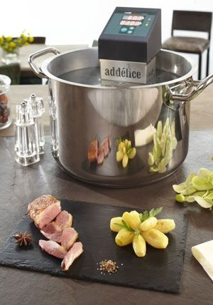Sous Vide Equipment - I want to make delicious
