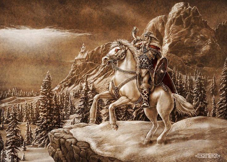Image result for heimdall mythology