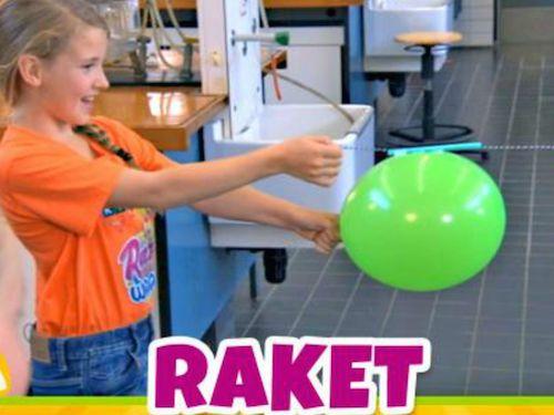 Raket maken (Filmpje)