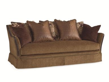 Shop for Century Furniture Perry Sofa, 22-125, and other Living Room Sofas at Goods Home Furnishings in North Carolina Discount Furniture Stores Outlets. Comfort is the ultimate luxury. From classic traditional to streamlined contemporary, Century has always provided design integrity, meticulous tailoring and classic comfort for the most discriminating taste.