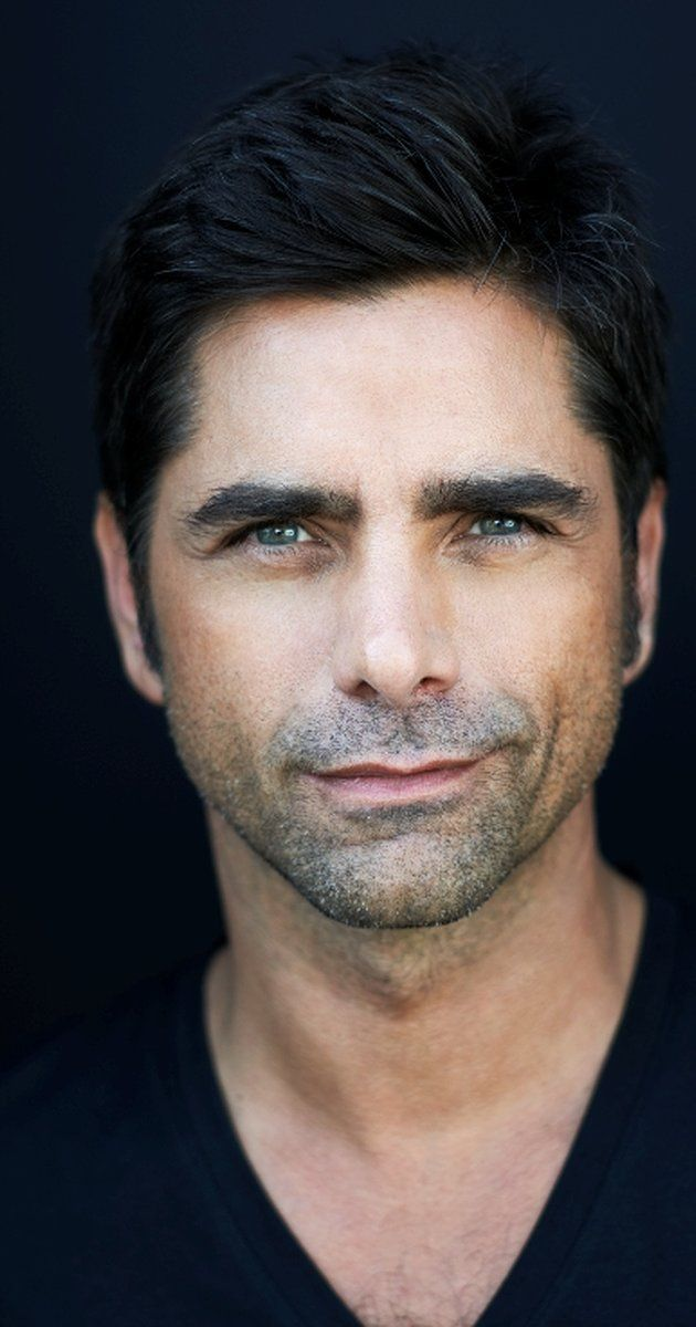 "John Stamos, Actor: Full House. John Phillip Stamos was born in Cypress, California, to Loretta (Phillips), a model, and William Stamos, a restaurateur. He is of Greek (father) and English-Irish (mother) descent, and his family's surname was originally ""Stamotopoulos"". John has two younger sisters, Janeen & Alaina, both school teachers. His first professional role was as Blackie Parrish on the daytime soap General Hospital (..."