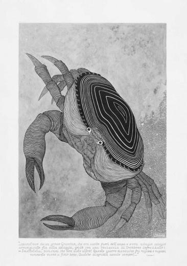 Filippo Sassòli - The Crab