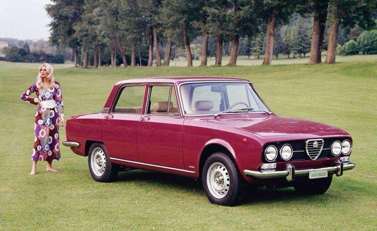 Alfa Romeo 2000 berlina (1968)