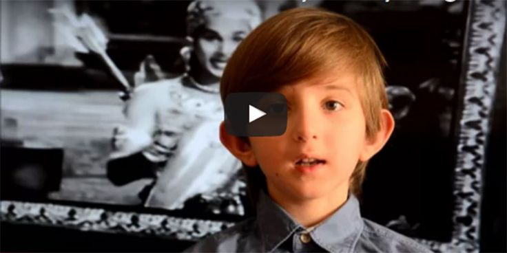 Six year old foreigner singing #MayaBazar song