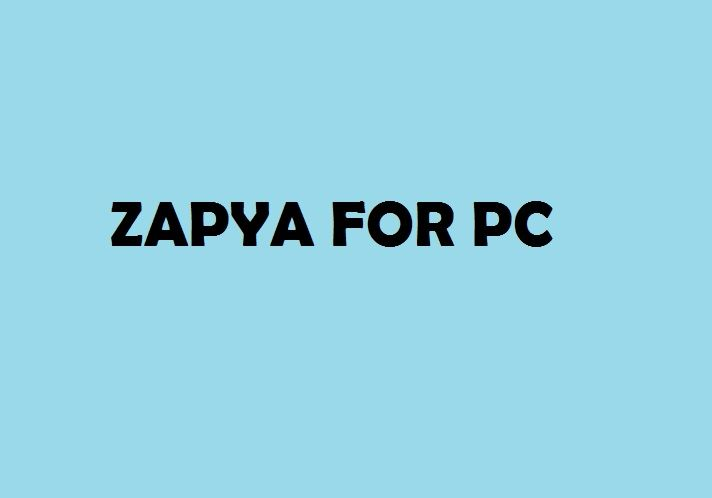 Zapya for PC free Download For Windows. You can easily install Zapya on Laptop…