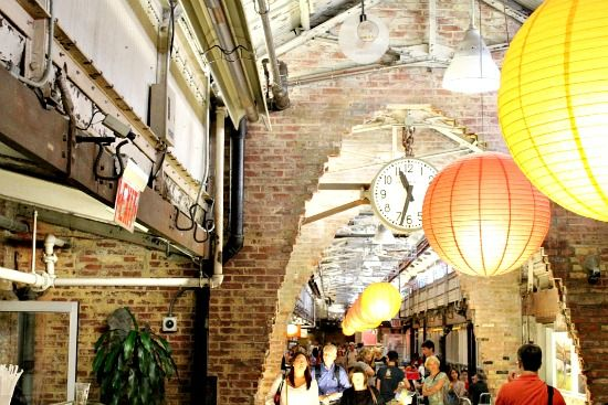Chelsea Market and the Meatpacking District in New York City