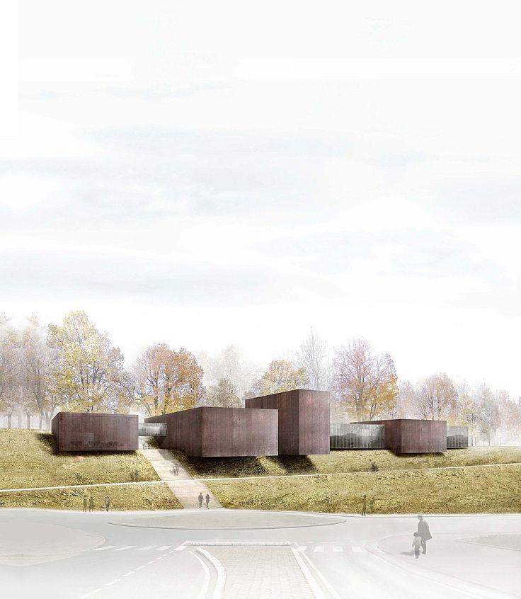 Musée Pierre Soulages - Rodez- RCR architecture
