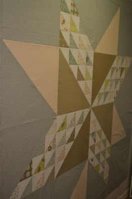 Sew Tacey: On The Design Wall