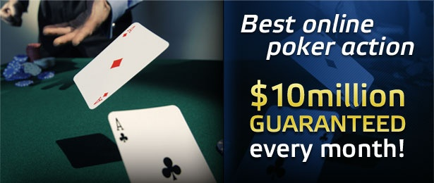Play Online Poker with Empire Poker. Best Online Poker. $ 10million Guaranteed Every Month.