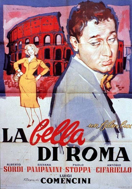 La bella di Roma_ Luigi Comencini 1955