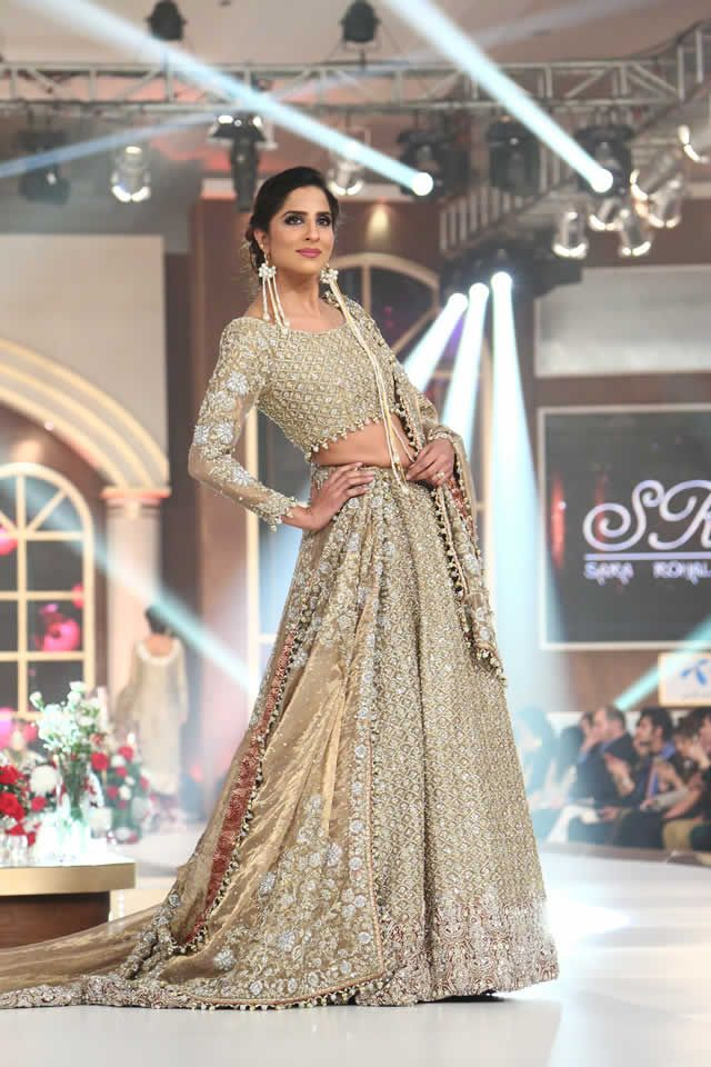 2015 TBCW Sara Rohale Asghar Latest Dresses Picture Gallery