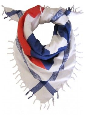 Scarf4All Puerto Rican Scarf. Buy @ http://thehubmarketplace.com/Puerto-Rican-Scarf