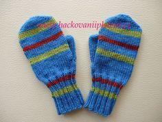 Dětské rukavičky - palčáky