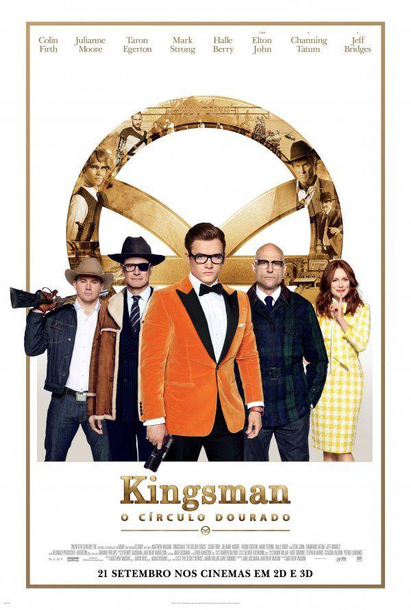 Kingsman O Circulo Dourado Ver Filme Completo Online Dublado Com