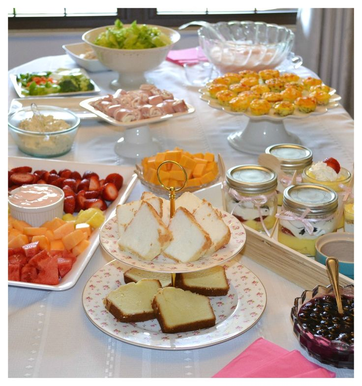 Sharing Some Ideas For A Light Gluten Free Ladies Luncheon
