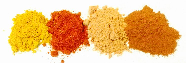 Why you should incorporate Turmeric, Hot Chilli, Ginger and Cinnamon to your diet NOW.