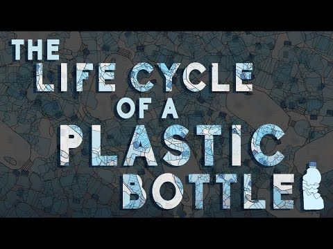 ¿Que pasa realmente con las botellas de plástico vacías? - EiveoTV
